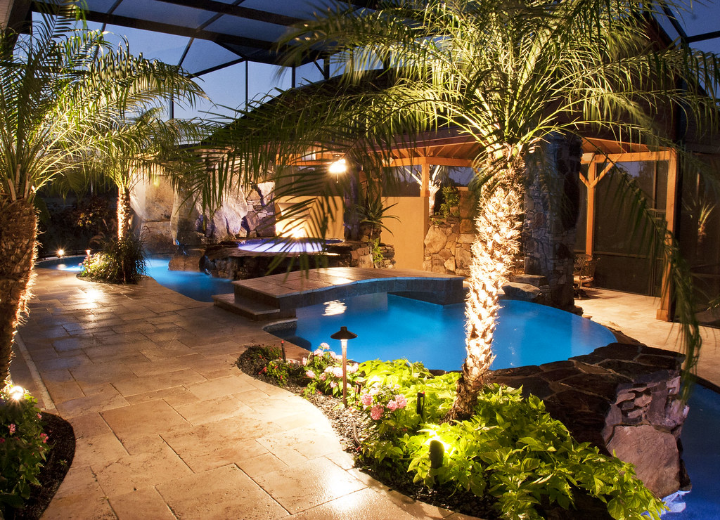 Top 10 Complete Outdoor Designs Of Swimming Pools