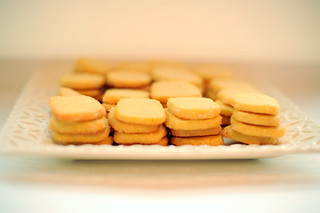 lemon butter cookies | by sassyradish