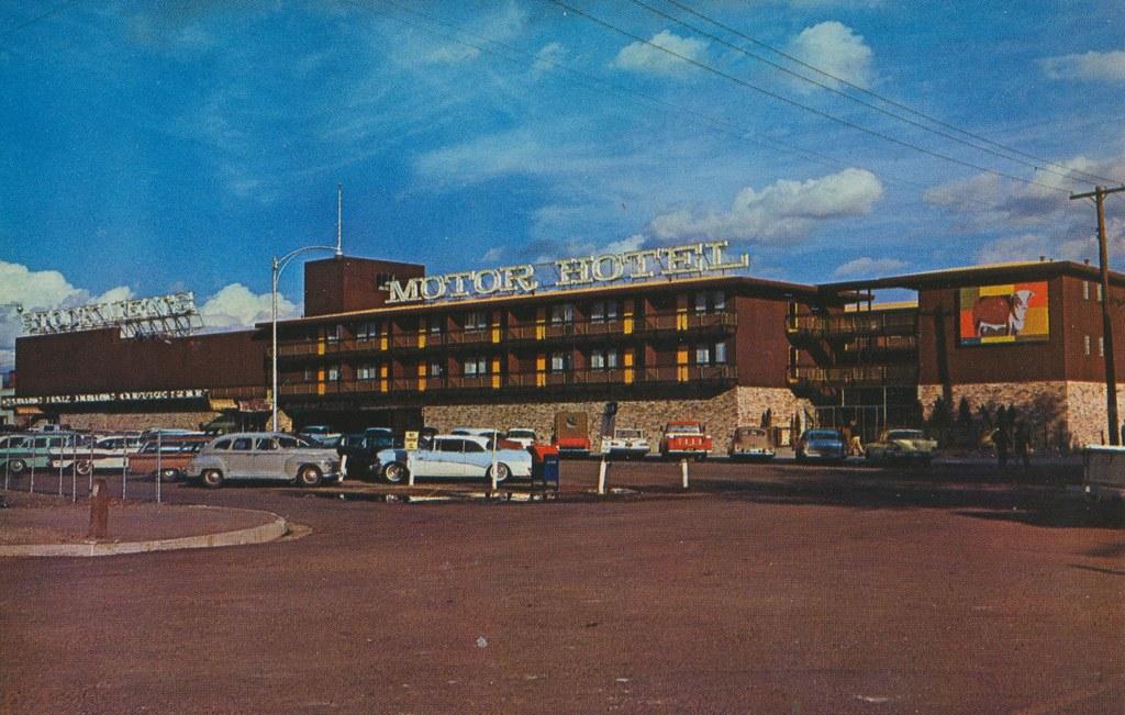 Stockmen's Motor Hotel - Elko, Nevada