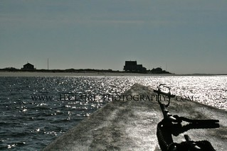 Chatham Ma North Island Camps and Novi Boat Bow - Christopher D LeClaire Photo Dec 2010 | by Christopher D. LeClaire Photography