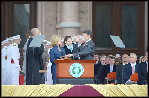 Governor Perry Inaugural | by Governor Rick Perry