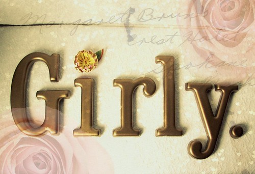 Girly. | by Trisha Brink Design