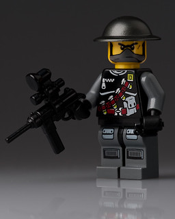 Apocalypse Government Soldier | by ~Ghost Soldier~
