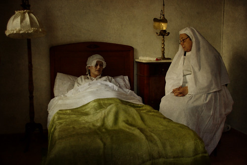 La malalta // The Sick Woman | by ~Oryctes~