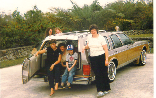 1983 Pontiac Parisienne Wagon In Florida Florida 1983