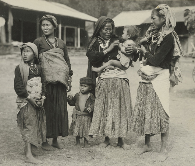 Meyer, Elisabeth (1899-1968), Tibet
