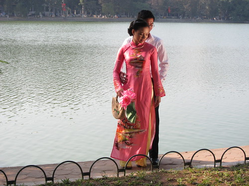Wedding Shoot At Hoan Kien | by Chasing Donguri