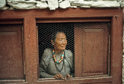 Elderly Woman in Nepal | by United Nations Photo