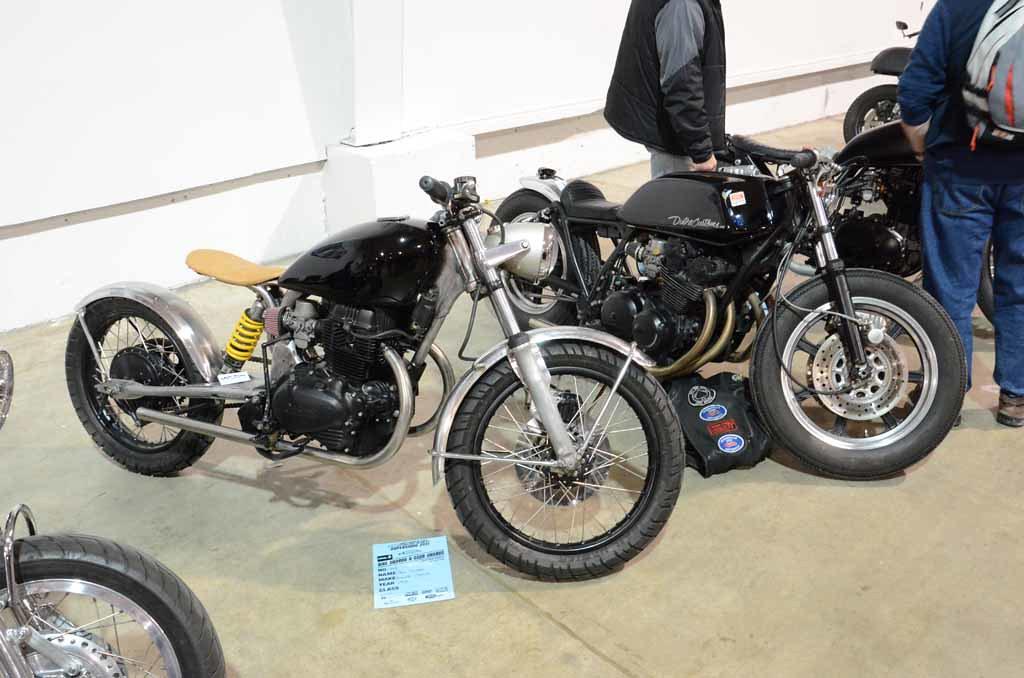 1978 Honda CB400 Custom