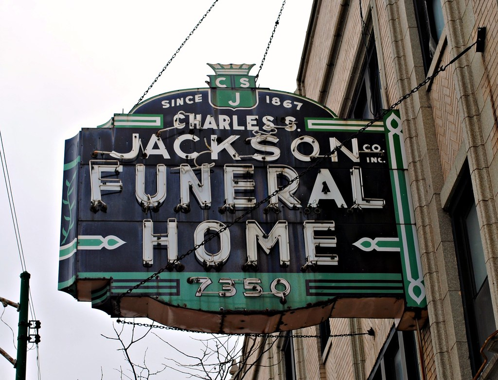 Charles S Jackson Funeral Home Chicago 7350 S Cottage G…