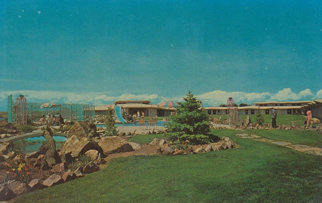 Ponderosa Inn - Burley, Idaho