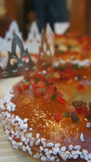 King cake from the south part of France (royaume) | by cathou_cathare