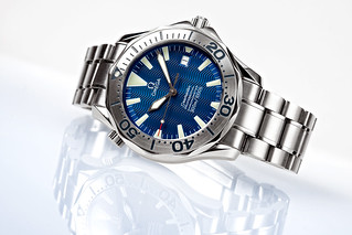 "Omega Seamaster 2255.80 ""Electric Blue"" 