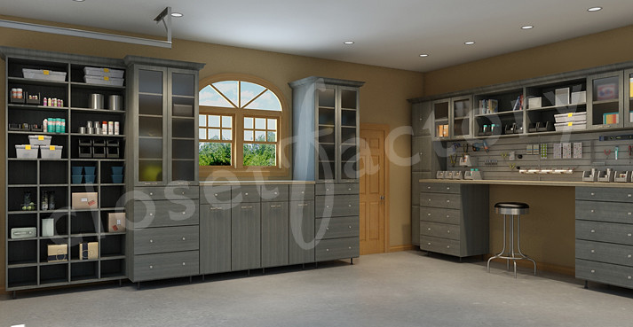 ... Closet Factory Garage Cabinets | By Closet Factory