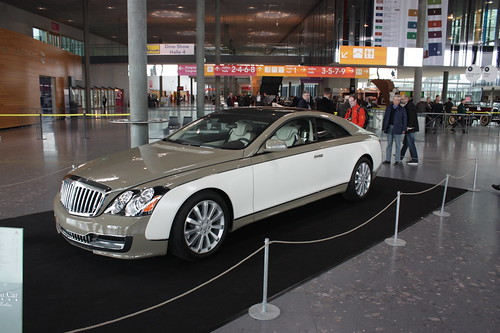 Maybach Coupe by Xenatec | by Andy_BB