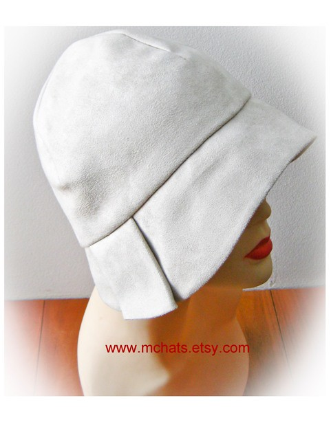 Cloche pattern - sewing hat pattern - flapper hat - 1920s …   Flickr