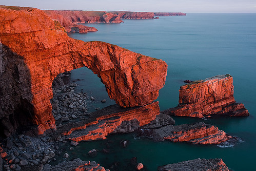 The Green Bridge of Wales - Pembrokeshire | by dave-pemcoastphotos.com