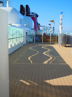 Disney Dream Deck  Rooms