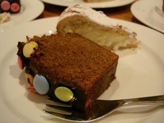 Italian Chocolate Ricotta Cake