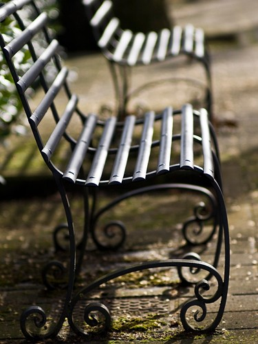 The park bench | by Fede#Matt