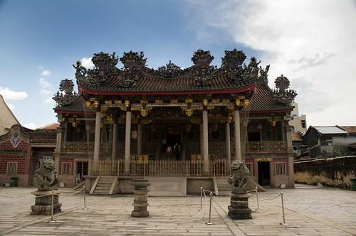 Khoo Kongsi Penang Khoo Kongsi Pulau Pinang Malaysia Truly Asia Flickr