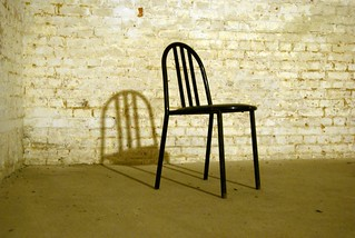 Chair and Shadow | by Silly Little Man
