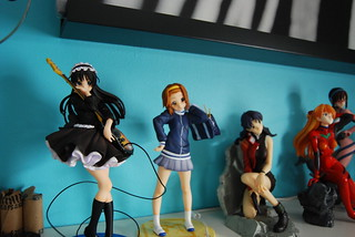 Max Factory K-On! girls | by Plastic_Fantastic