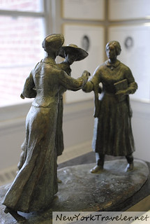 Suffrage Statue | by mrsmecomber