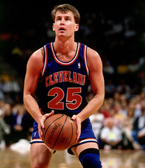 Mark Price Free Throw | by Cavs History