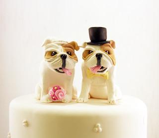 Bulldog Cake Pan