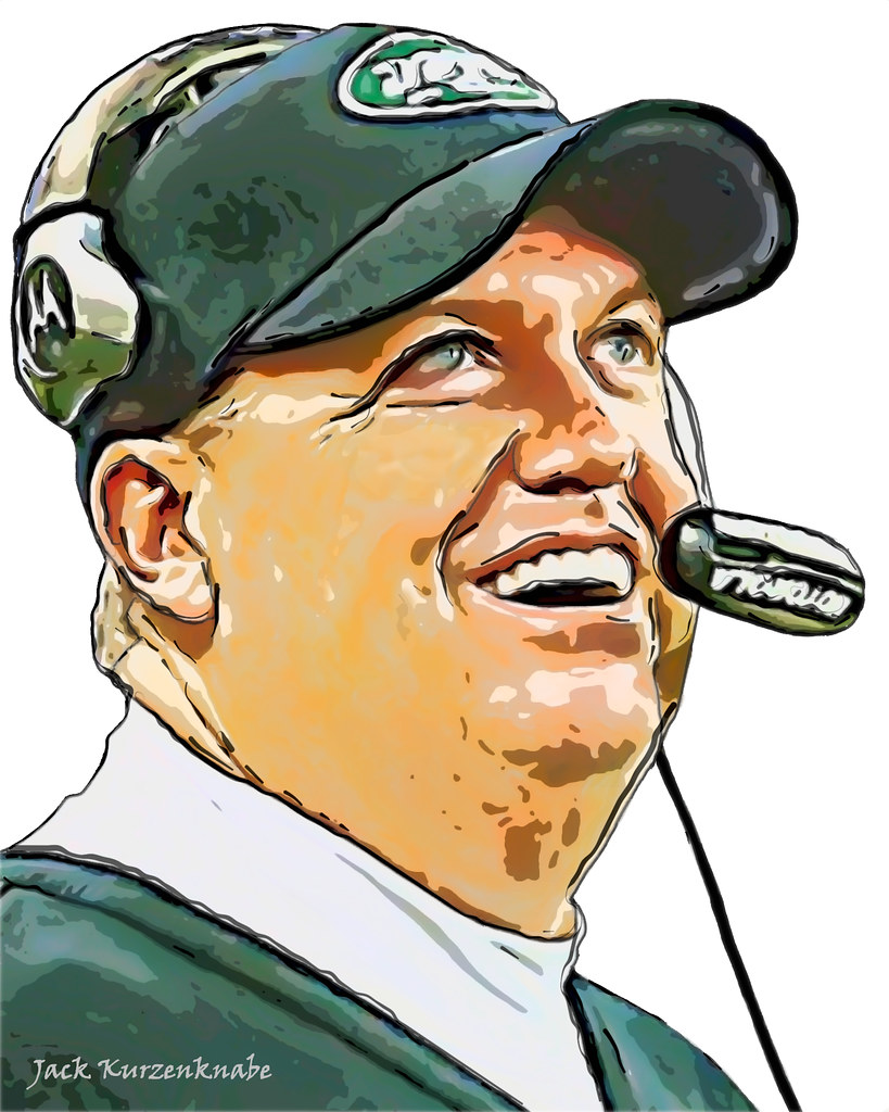New York Jets Rex Ryan