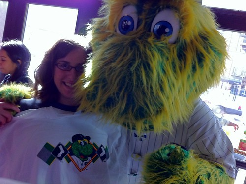 Thanks @Southpaw for the shirt! Great event @whitesox! | by Julie Rubes