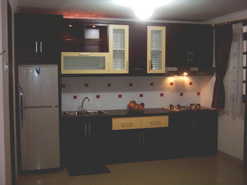 Harga Kitchen Set 1 800 000 Per Meter Unknown Setyo Pambudi Flickr