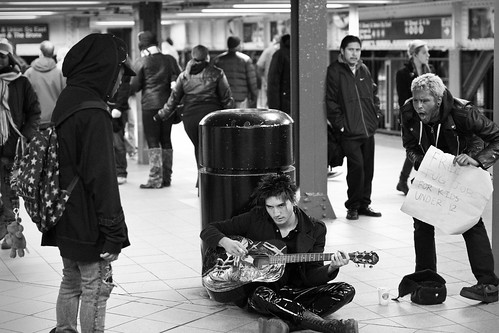In New York - Subway Performances | by tamjty