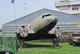 C-47A Dakota, 501 (Royal Thailand AF) | by PreservedAC