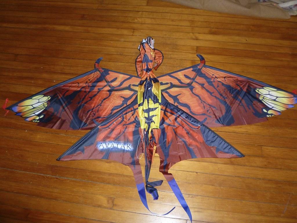 toruk - great leonopteryx - kite | ben huggett | flickr