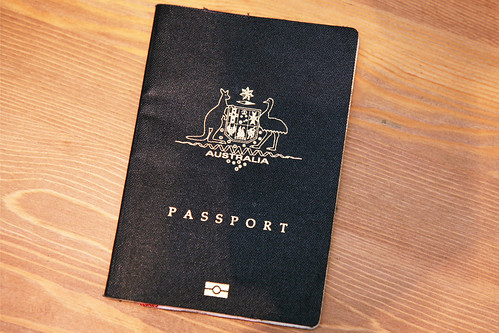 passport | by Diana Parkhouse