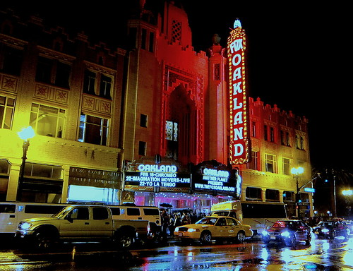 Oakland's Fox Theater - Since 1928 | by Librarygroover