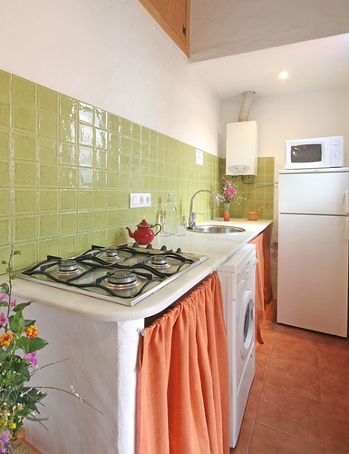 Cocina - Kitchen, Casita del medio | by casaskarencanos