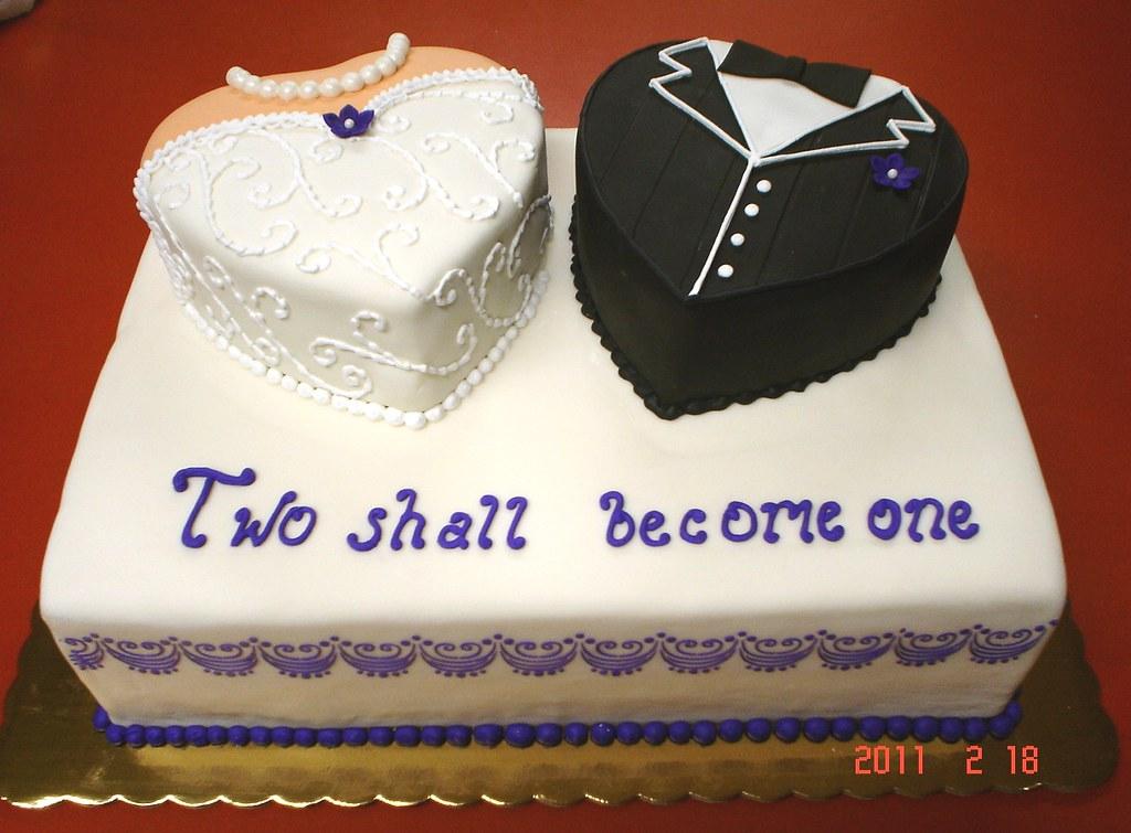 Sarah Andrews Cake Bridal Shower Cake Bottom Cake Is C Flickr