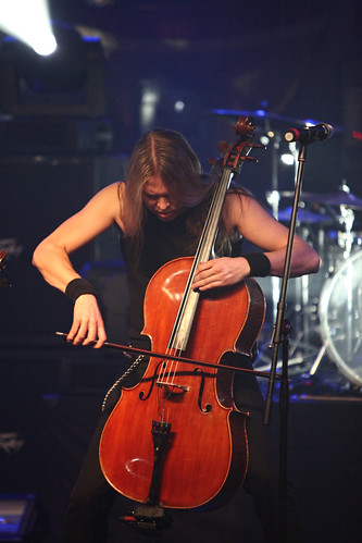 MUSIC 2011: MAR 03 - Apocalyptica Concert - Fort Lauderlade | by LUIS BLANCO PRESS PHOTOGRAPHER