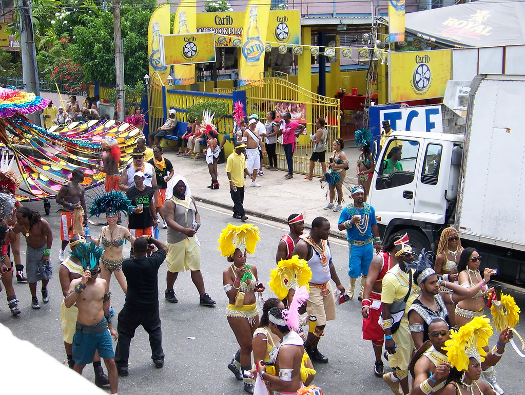 Trinidad And Tobago- Country Of Carnival, Calypso Music And Limbo Dancing