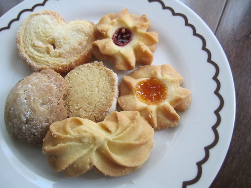 Chez Hareg Vegan Tea Cookies | by veganbackpacker