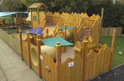 Primary School Playground Design - 67.2KB