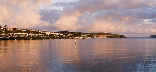 Dawn over the Camel Estuary - Padstow, North Cornwall | by magiccornwall
