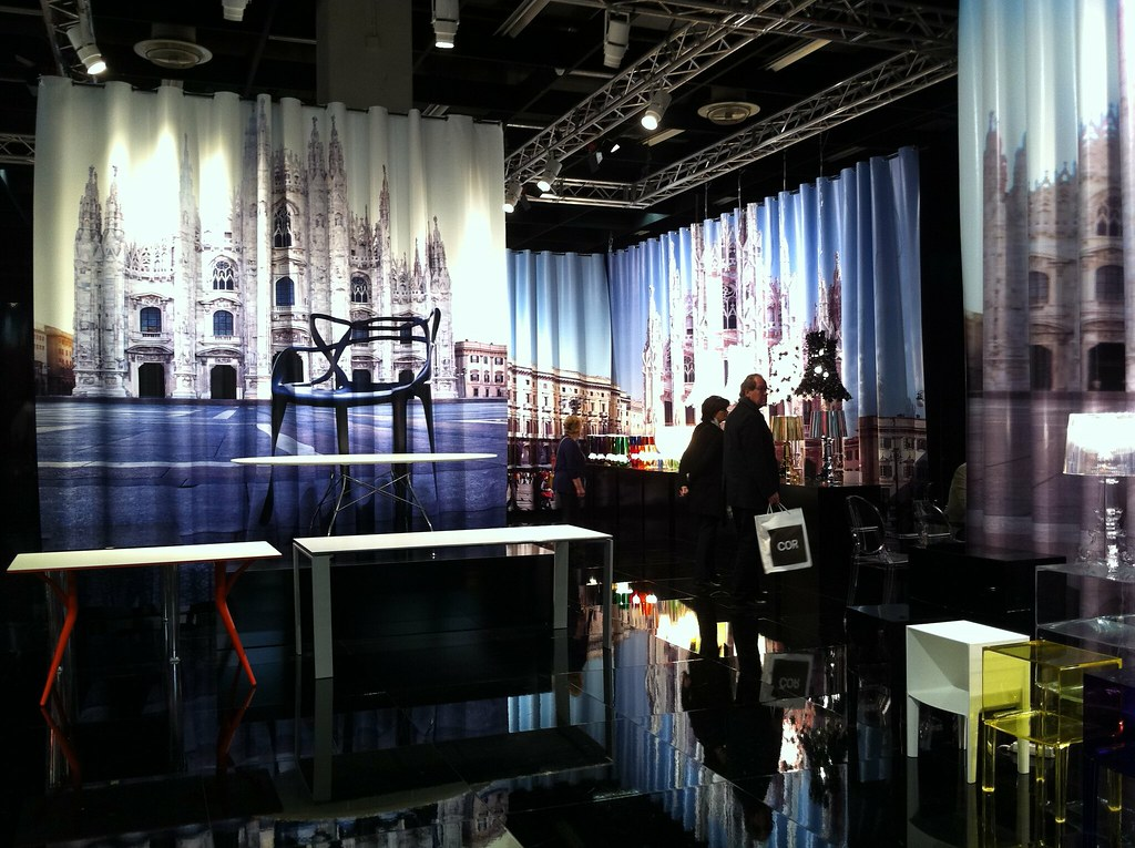 Kartell Milano. Perfect Kartell Pavilion Milan Furniture Fair Salone ...