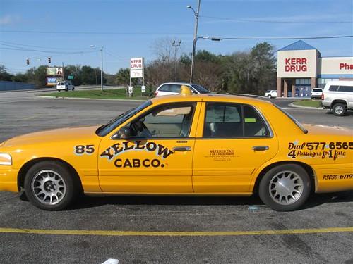 Yellow Cab North Miami Beach Fl