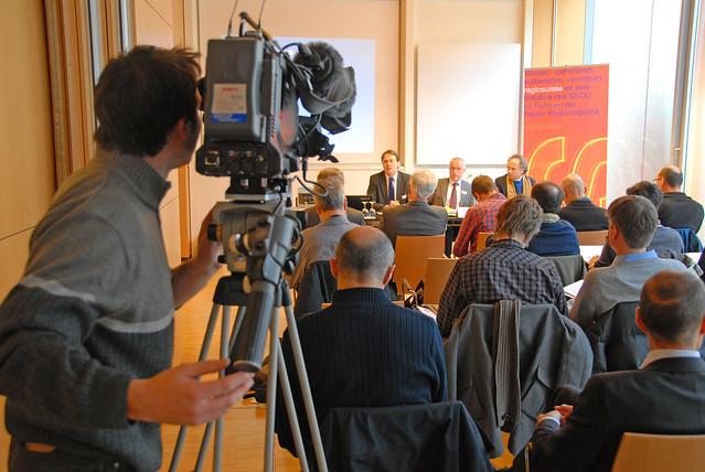 Innovation in den Regionen 2011, Chur