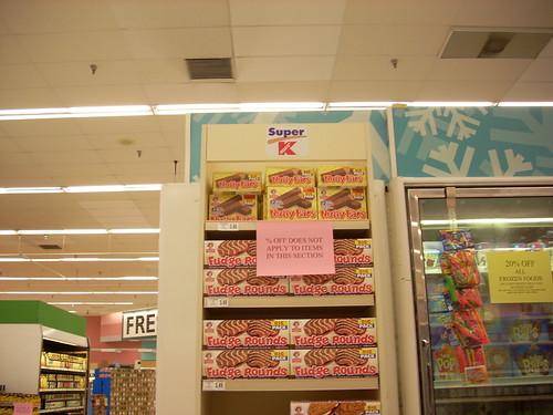 Super kmart grocery liquidation super kmart center 189 for Super liquidation