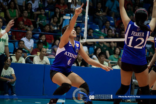ATENEO vs DLSU Women's Volleyball Semis-41 | by thelimitdne